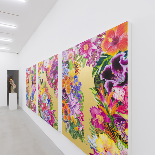 FIXED CONTAINED Curated by Tomokazu Matsuyama